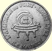 5 Rupees - L'Amicale de Port-Louis Ltee – obverse