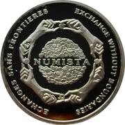 Token - Numista 2013 -  reverse
