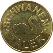 Schwanen Taler - Schwanen Apotheke (Eiserfeld) – reverse