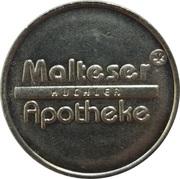 Malteser Taler - Malteser Apotheke – obverse