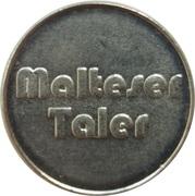 Malteser Taler - Malteser Apotheke – reverse