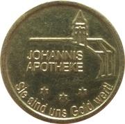 Gold Stück - Johannis Apotheke – obverse