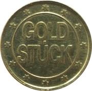 Gold Stück - Johannis Apotheke – reverse
