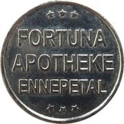 Fortuna Taler - Fortuna Apotheke (Ennepetal) – obverse