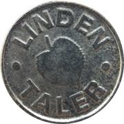 Linden Taler - Lindenthal Apotheke (Köln) – reverse
