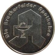 Apo Mark - Breckerfelder Apotheke – obverse