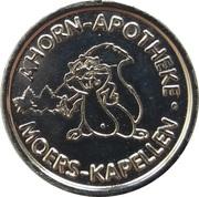 Ahorn Taler - Ahorn Apotheke (Moers-Kapellen) – obverse