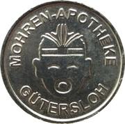 1 Mohren Taler - Mohren Apotheke (Gütersloh) – obverse