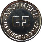 Bonustaler - Apotheke im Siegburgmed (Siegburg) – obverse