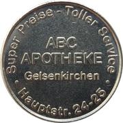 ABC Taler - ABC Apotheke (Gelsenkirchen) – obverse