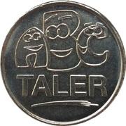 ABC Taler - ABC Apotheke (Gelsenkirchen) – reverse
