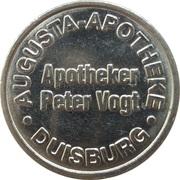 Augusta Taler - Augusta Apotheke (Duisburg) – obverse