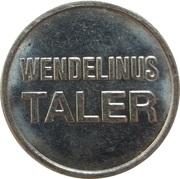 Wendelinus Taler – reverse