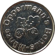 Pharmacy Token - Bonus-Münze Oppermann's – reverse