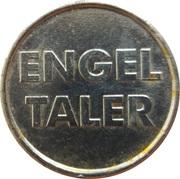 Engel Taler – reverse
