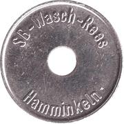 Car Wash Token - SB-Wasch-Rees (Hamminkeln) – obverse