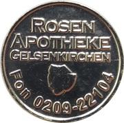 Rosentaler - Rosen Apotheke (Gelsenkirchen) – obverse