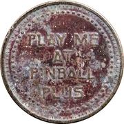 Token - Pinball Plus – reverse