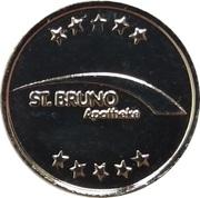 1 Bruno Mark - St. Bruno Apotheke (Düsseldorf) – obverse