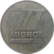 1 Franc - Migrol (Regensdorf) – obverse