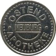 Ostend Taler - Ostend Apotheke (Neuburg) – obverse
