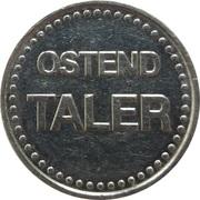 Ostend Taler - Ostend Apotheke (Neuburg) – reverse