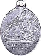 Medal - Notre-Dame-du-Rosaire (Lourdes) – reverse