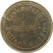 1 Zuffenhauser Taler - EinkaufsZiel Zuffenhausen (Zuffenhausen) – obverse