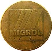 1 Franc - Migrol (Sursee) – obverse
