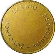 Token - Casino Portoroz (Portorož) – reverse