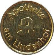 Lindenhof-Taler - Apotheke am Lindenhof (Geestland) – obverse