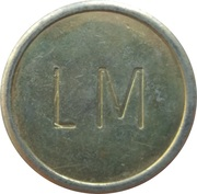 Car Wash Token - Auto Wasch Center (LM) – reverse