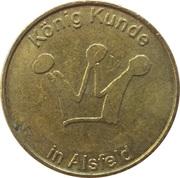 Token - König Kunde (Alsfeld) – obverse