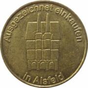Token - König Kunde (Alsfeld) – reverse