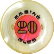 20 - Casino Bled (Bled) – reverse
