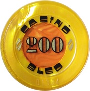 200 - Casino Bled (Bled) – obverse