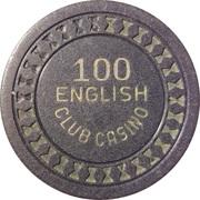 100 - English Club Casino – reverse