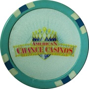 2.5 Euro - American Chance Casinos – obverse