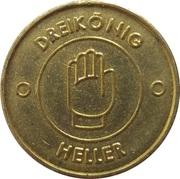 Dreikönig Heller - Dreikönig Apotheke – reverse