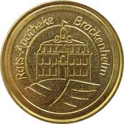 1 Brackener - Rats Apotheke (Brackenheim) – obverse