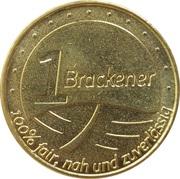 1 Brackener - Rats Apotheke (Brackenheim) – reverse