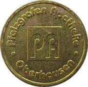 Pfalzgrafen  Taler - Pfalzgrafen Apotheke (Oberhausen) – obverse