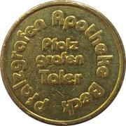 Pfalzgrafen  Taler - Pfalzgrafen Apotheke (Oberhausen) – reverse