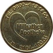 Bonus Taler - Millrather Apotheke (Erkrath) – obverse