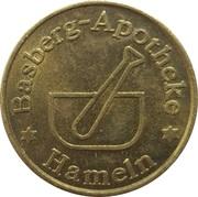 1 Taler - Basberg Apotheke (Hameln) – obverse