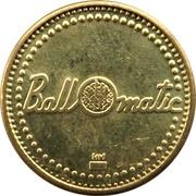 Token - Ball O matic (Niles, Michigan) – obverse