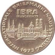 Token - IBRA - Internationale Briefmarkenausstellung – obverse