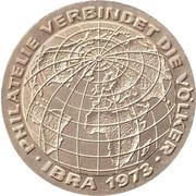 Token - IBRA - Internationale Briefmarkenausstellung – reverse