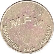 Token - MPM (No Cash Value) – obverse