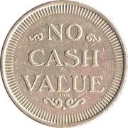 Token - MPM (No Cash Value) – reverse